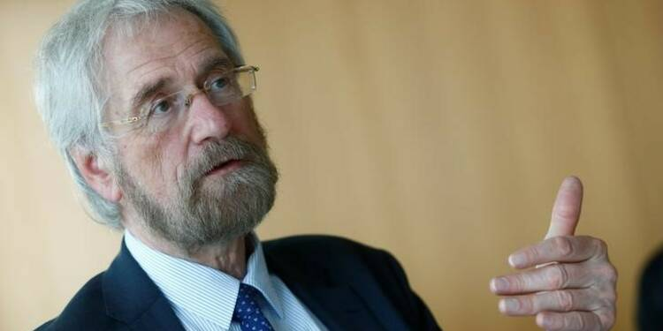 Praet (BCE) confiant sur l'inflation même après la fin du QE