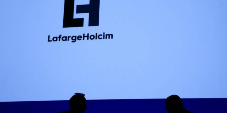 LafargeHolcim change de directeur Moyen-Orient-Afrique