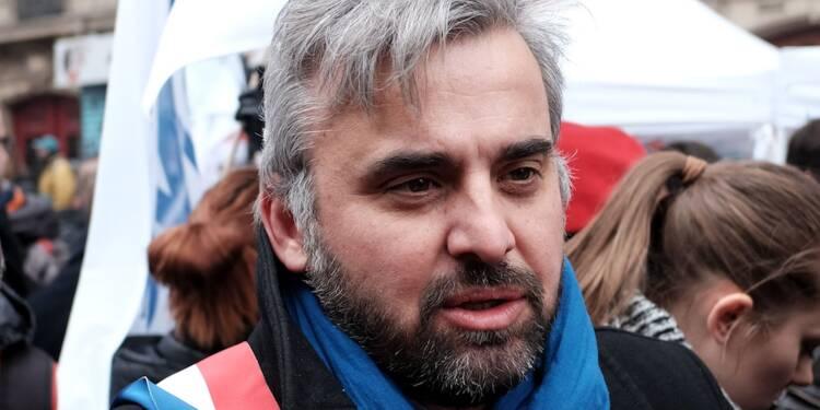 Le député insoumis Alexis Corbière ne veut pas d'un Linky dans sa permanence