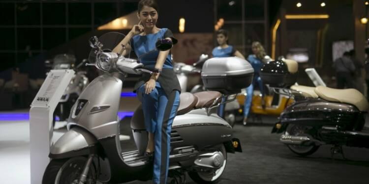 France: 90 suppressions d'emplois chez Peugeot Scooters