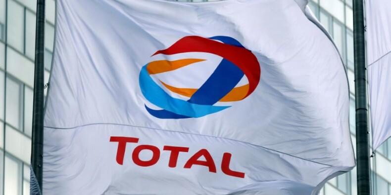 Grèves cet été sur des plates-formes de Total en mer du Nord