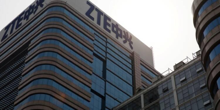 Le chinois ZTE change sa direction pour satisfaire les USA
