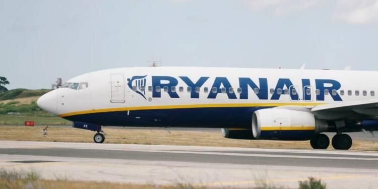Grève d'équipages de Ryanair fin juillet en Europe