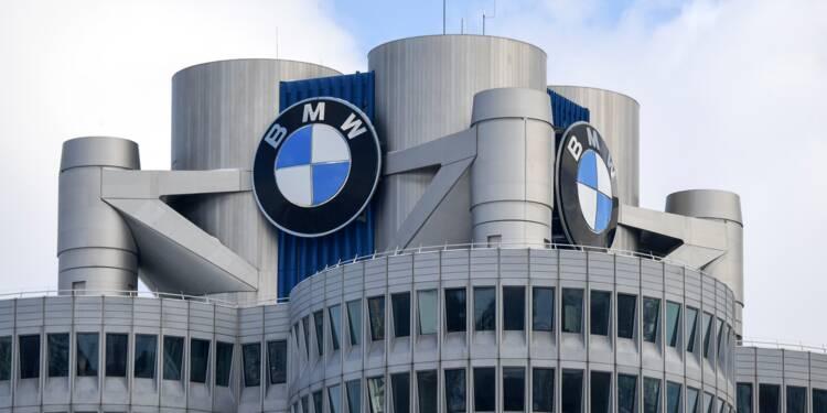 BMW annonce la construction de sa première usine en Hongrie