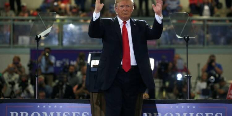 """Donald Trump pourrait taxer pour 500 milliards de dollars de produits chinois, Pékin dénonce """"la plus grande guerre commerciale de l'histoire"""""""