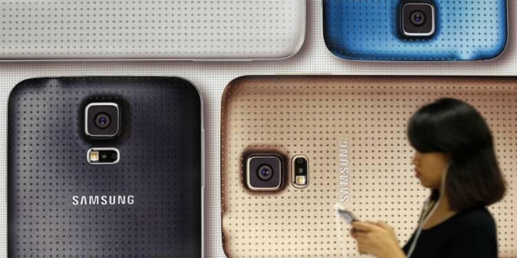 Le bénéfice de Samsung ralenti par les smartphones