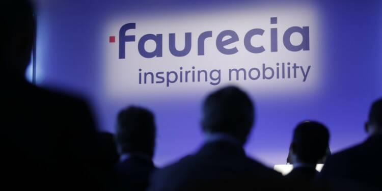 Faurecia veut racheter le solde du capital de Parrot Automotive