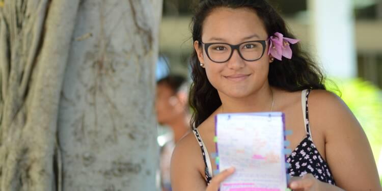 La bachelière major de Polynésie a reçu des propositions à Paris