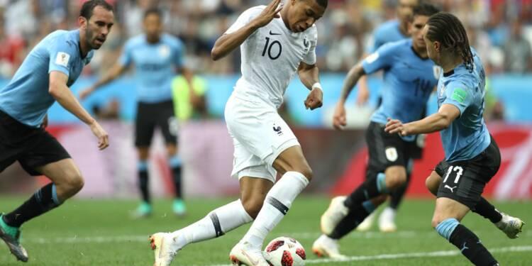 Coupe du monde 2018: jackpot pour TF1 en cas de victoire des Bleus