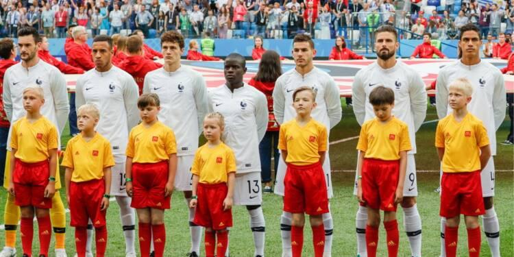 Mondial 2018 : quelle prime pour les Bleus en cas de victoire?