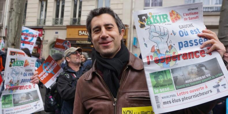 Pour Ruffin, « Macron est un Robin des bois à l'envers »