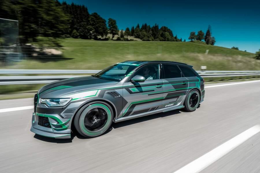 Audi RS6-E - 4
