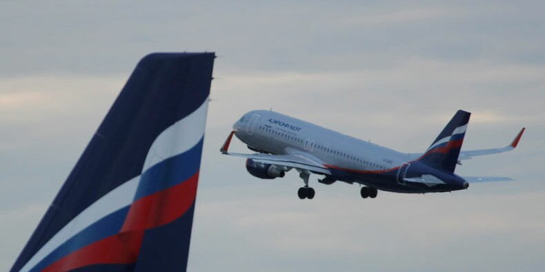 Aeroflot discute avec Airbus d'une commande de 7,8 milliards de dollars