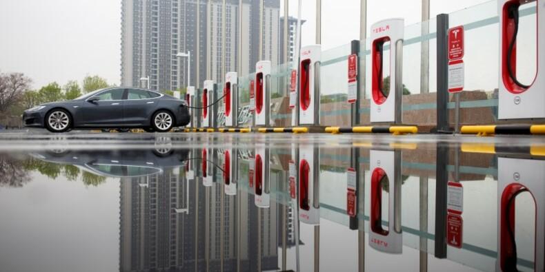 Tesla augmente ses prix en Chine