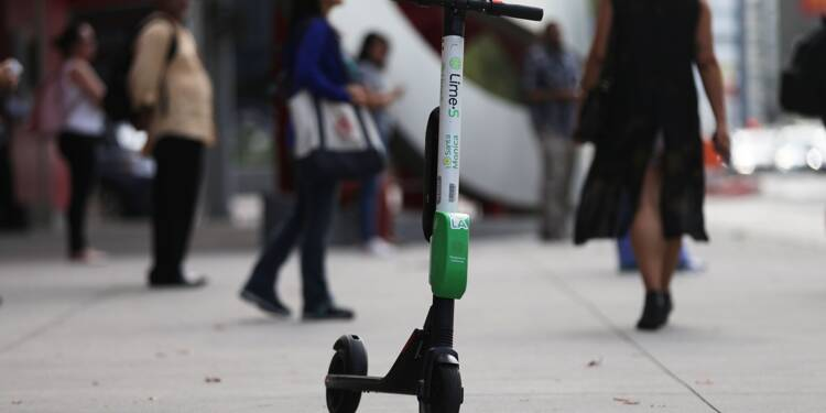 Mobilité urbaine : Alphabet et Uber investissent dans Lime