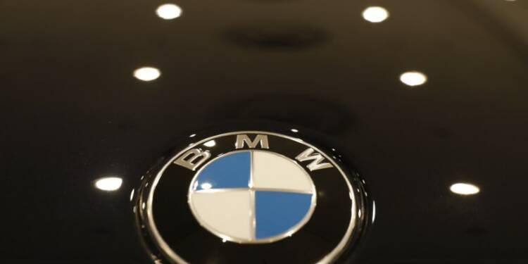 BMW rejoint la plate-forme de véhicules autonomes de Baidu