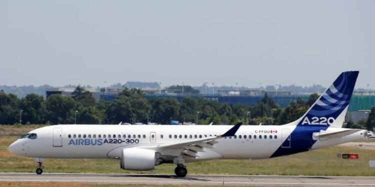 Airbus remporte une commande de 60 A220 (ex-CSeries) de JetBlue