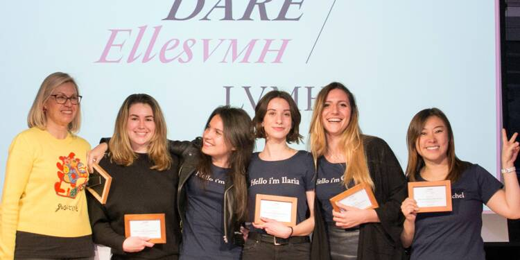 LVMH en mode start-up pour la cause des femmes