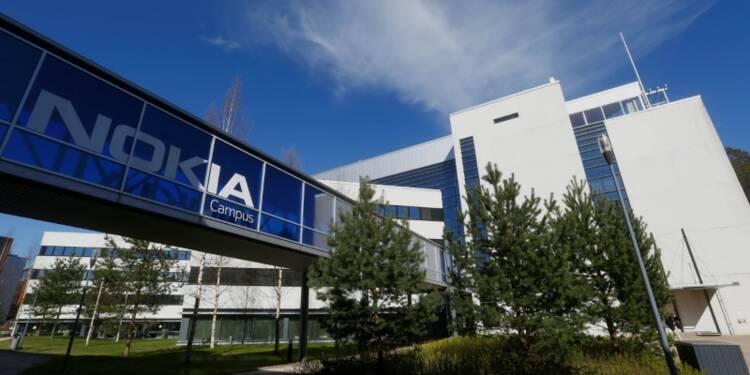Nokia signe un accord avec China Mobile, le titre grimpe