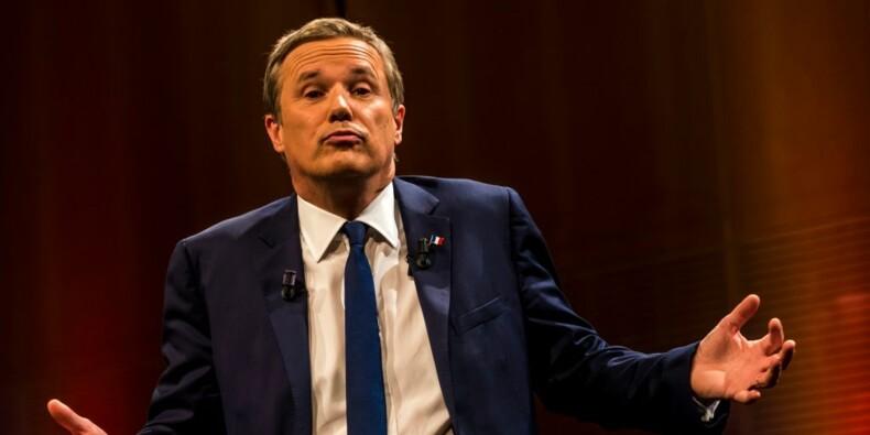 Nicolas Dupont-Aignan soupçonné d'avoir recasé sa femme à la mairie d'Yerres