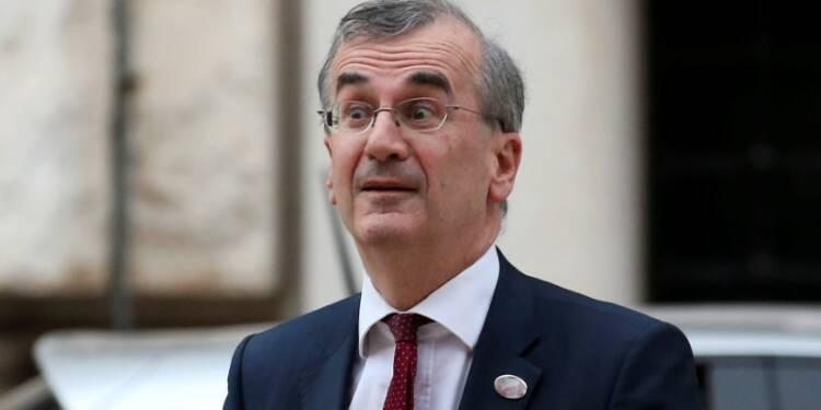 """Première hausse de taux de la BCE au plus tôt """"à l'été 2019"""", dit Villeroy"""