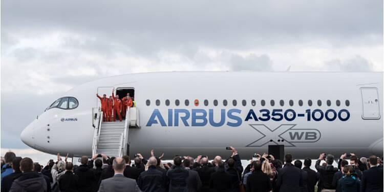 Un nouvel Airbus est né : découvrez l'A220