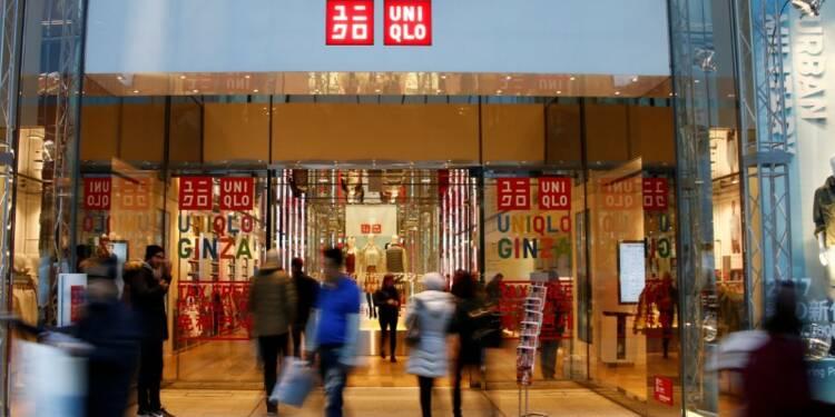 Fast Retailing (Uniqlo) publie un bénéfice trimestriel record