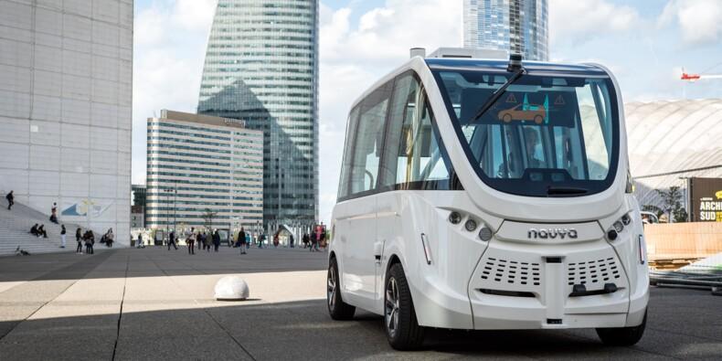 Le spécialiste français des véhicules autonomes Navya lance son introduction en Bourse, veut lever 50 millions