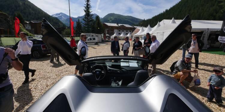 Tout savoir sur le Salon du véhicule électrique et hybride de Val d'Isère