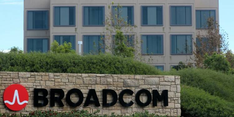 Broadcom perd 19 milliards de dollars en Bourse, le prix du rachat de CA