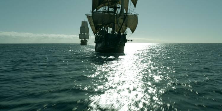 Le bateau de Pirates des Caraïbes est en France et vous pouvez le visiter