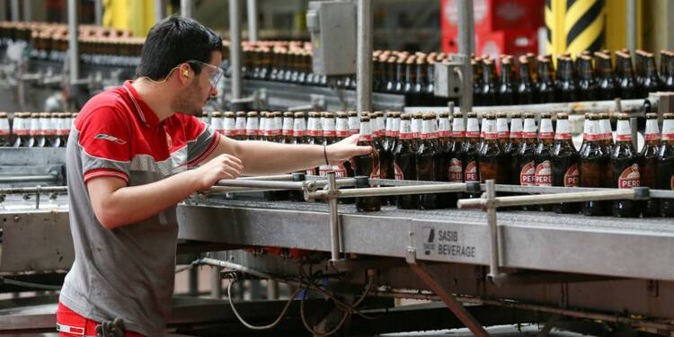 Hausse plus forte que prévu de la production industrielle en zone euro