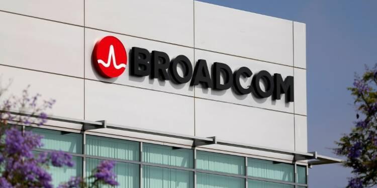 Broadcom rachète l'éditeur de logiciels CA pour 18,9 milliards de dollars