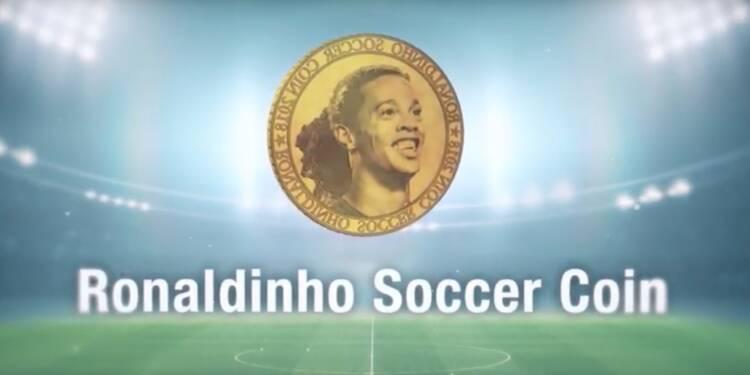 Ronaldinho lance sa cryptomonnaie : une bonne affaire ?
