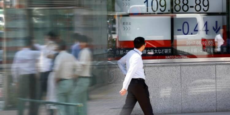 Tokyo finit en hausse de 1,85%, Fast Retailing bondit