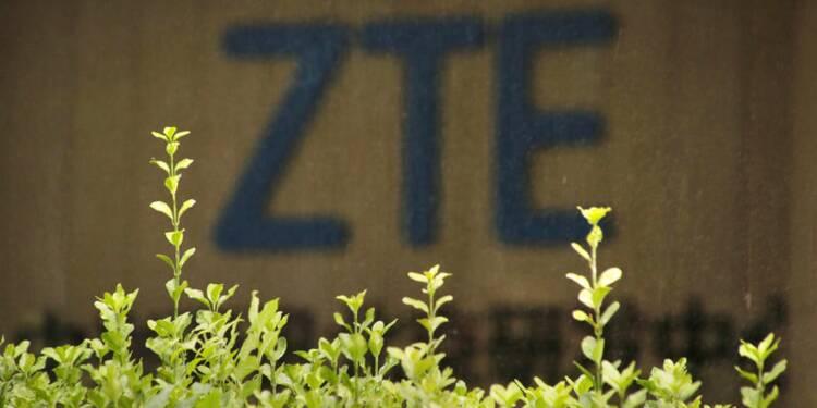 Les USA lèvent l'interdiction de commercer avec le chinois ZTE
