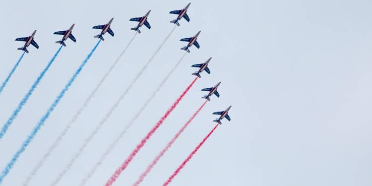 Le Japon et Singapour, invités d'honneur du défilé du 14 juillet — France