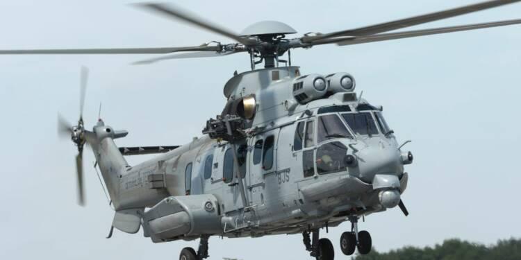 Seul un hélicoptère de l'armée sur trois peut décoller !