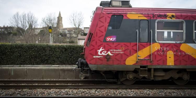 Nice : mécontents, des usagers du TER décident d'occuper les voies