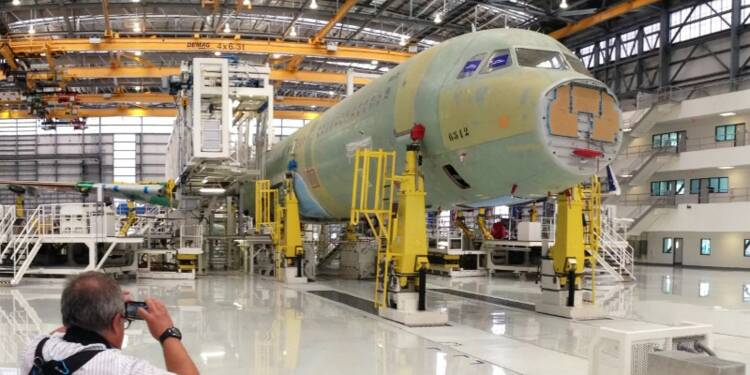 Aéro: Monter en cadence freine la digitalisation des fournisseurs