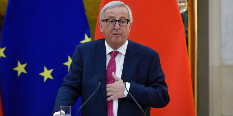 Conflit commercial: Juncker le 25 juillet à Washington pour rencontrer Trump