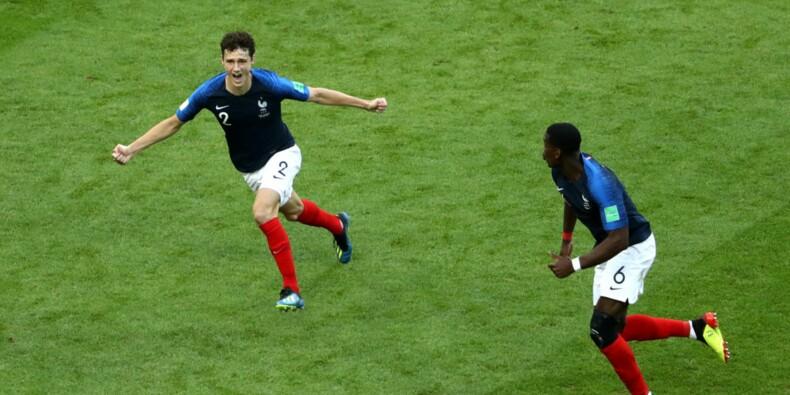 Après la Coupe du monde, la cote des Bleus explose