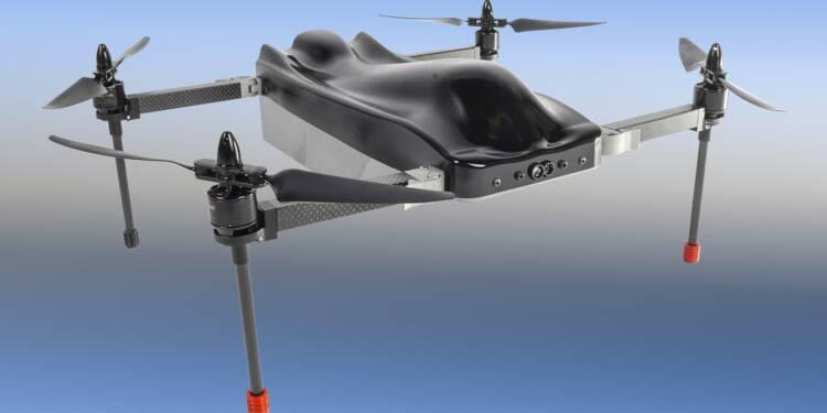 Le conseil Bourse du jour : Drone Volt, les activités à forte valeur ajoutée s'envolent!