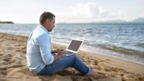 E-mails, appels, SMS... Jusqu'où votre patron peut-il vous gâcher les vacances ?