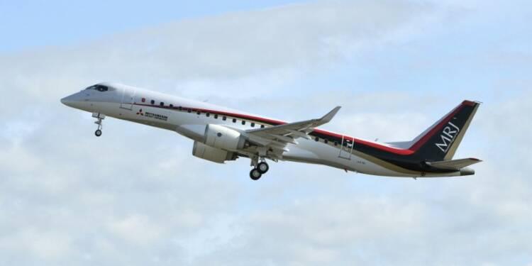 Retardé, le MRJ japonais se retrouve face à Airbus et Boeing