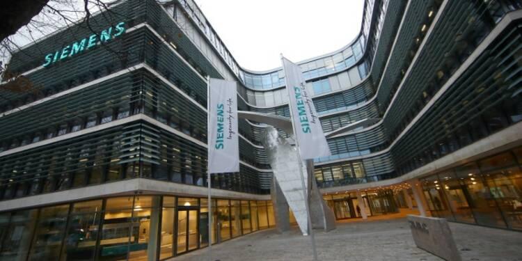 Feu vert des actionnaires d'Alstom au rapprochement avec Siemens