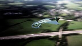 Aston Martin dévoile une voiture volante proche de la commercialisation!
