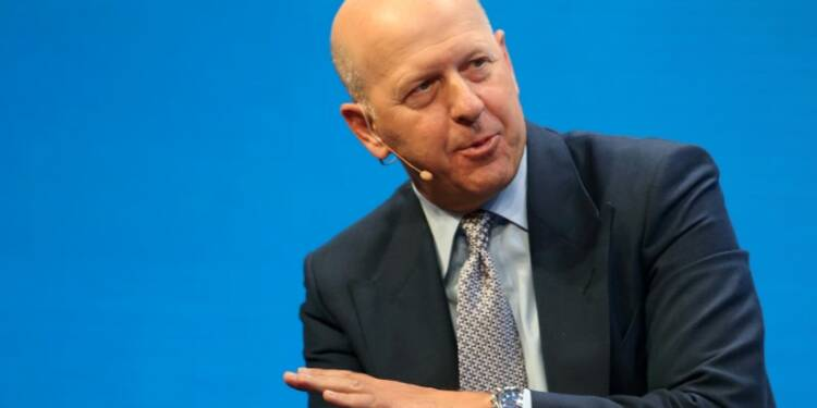 Goldman Sachs place le banquier d'affaires David Solomon à sa tête