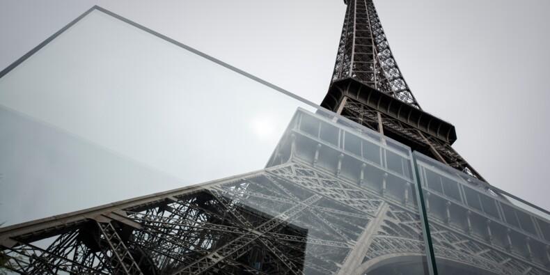 Tour Eiffel : la construction du mur de sécurité bientôt terminée, enfin !
