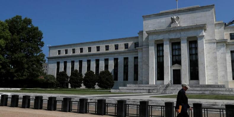 Les industriels américains s'inquiètent des droits de douane, selon la Fed